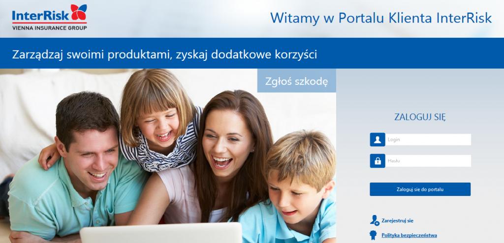 infolinia produktowa portal klienta