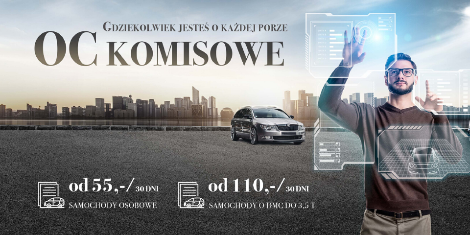 Program OC Komisowe w eAgent.pl